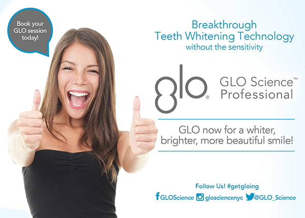 Glo Whitening Services